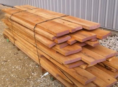 Cedar Elm Lumber Berdoll Sawmill
