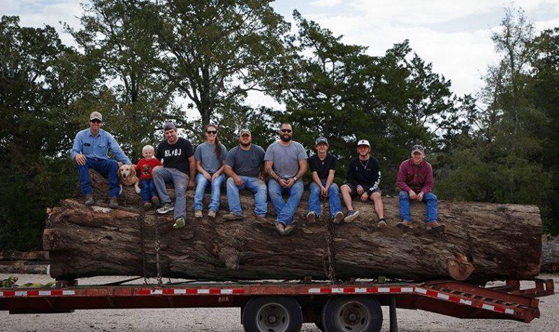The Berdoll Sawmill Team
