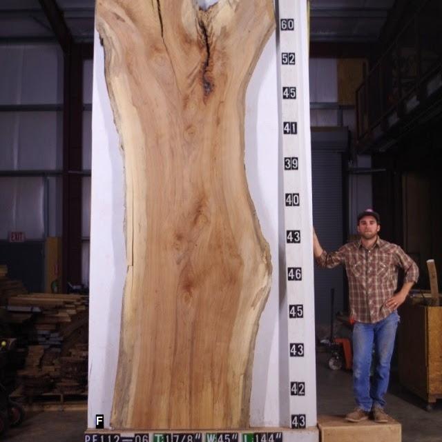 Berdoll Sawmill | Natural Edge Slabs, Native Texas Lumber