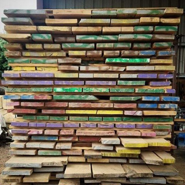 Loaded over 1500 board feet of 44 Texas Pecan lumberhellip